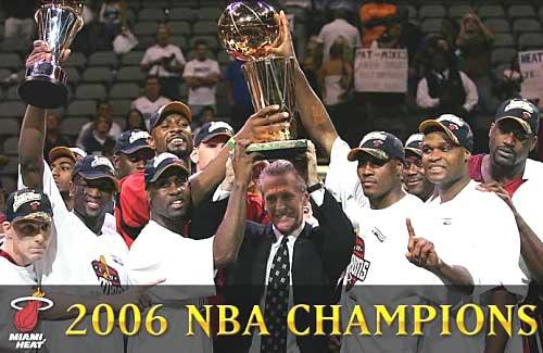 Les champions NBA 20060621a