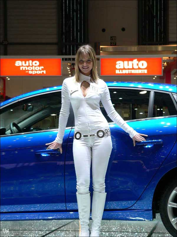 Photos du salon de l auto de geneve 2007 blog note for Salon geneve auto